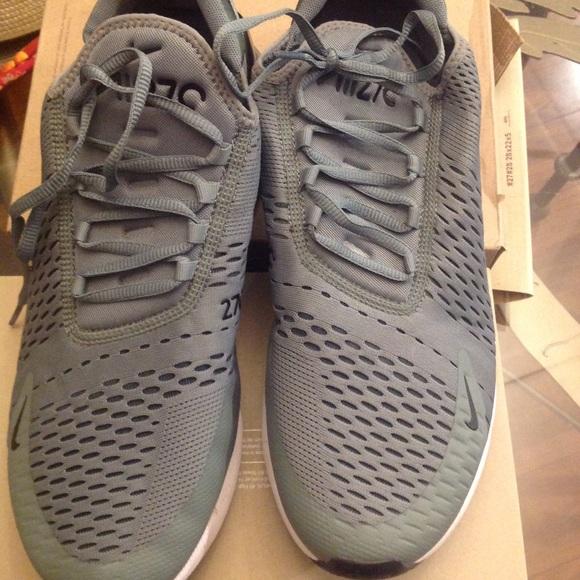 Men Nike Air 27c Olive Green Running